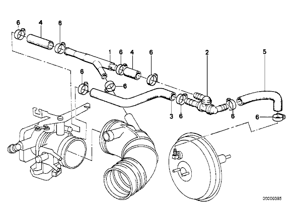 Saab Engine Diagram Pcv on 2003 Bmw 325i Vacuum Hose Diagram